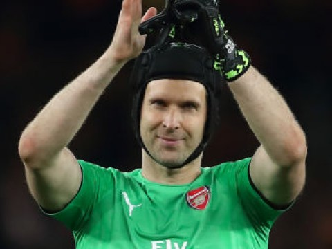 Unai Emery pays tribute to 'special' Petr Cech ahead of Arsenal goalkeeper's final appearance