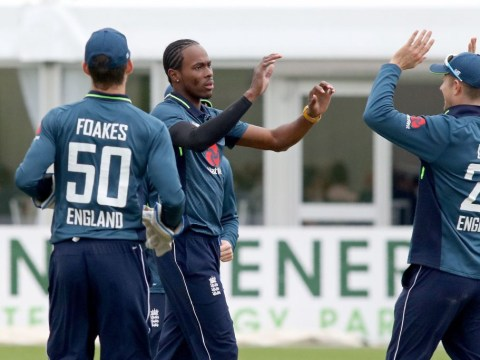 Eoin Morgan rates Jofra Archer's England debut after tense Ireland win