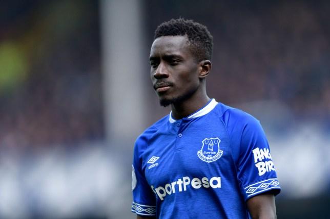 Everton midfielder Idrissa Gueye is on Manchester United's transfer shortlist