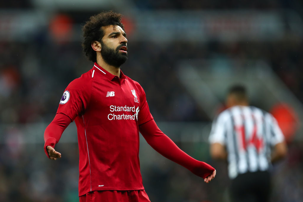 Barcelona send classy message to Mohamed Salah after Liverpool forward is ruled out of Champions League clash