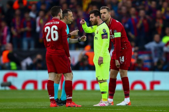 Barca news: Lionel Messi cried in dressing room after