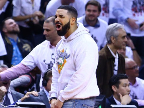 Drake used his own curse on the Philadelphia 76ers and it worked perfectly