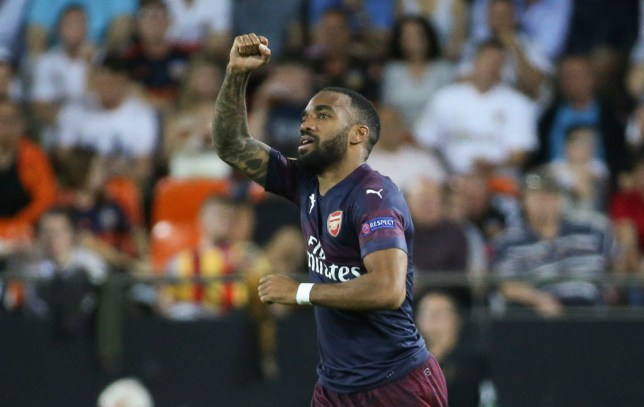 Alexandre Laczette has been in excellent form for Arsenal