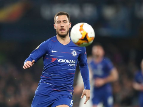 Chelsea star Eden Hazard makes Arsenal confession ahead of Europa League final