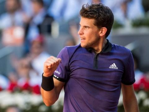 Dominic Thiem sets sights on Novak Djokovic after epic Roger Federer win