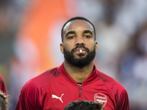 Alexandre Lacazette sends encouraging message to Arsenal fans amid Barcelona transfer rumours