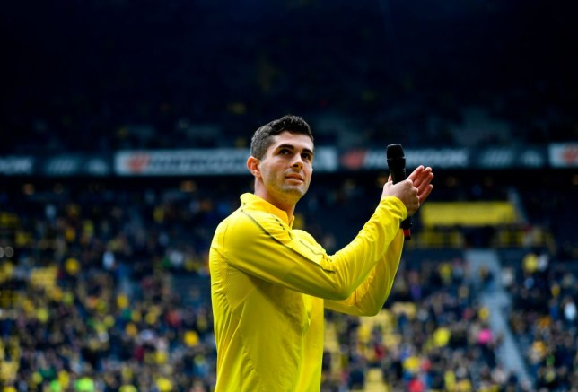 Christian Pulisic joins Chelsea in July