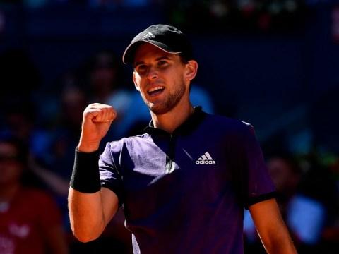 Dominic Thiem rates Rafael Nadal as favourite to win French Open ahead of Novak Djokovic
