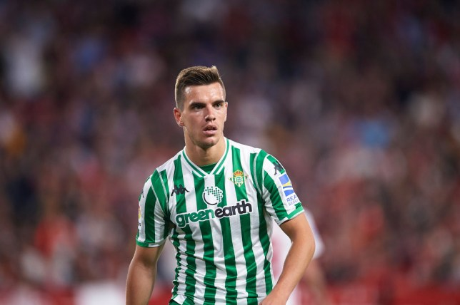 Spurs have tabled a £53m offer for Real Betis midfielder Giovani Lo Celso