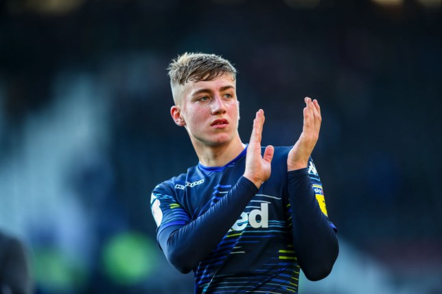 Jack Clarke has impressed for Marcelo Bielsa's Leeds United