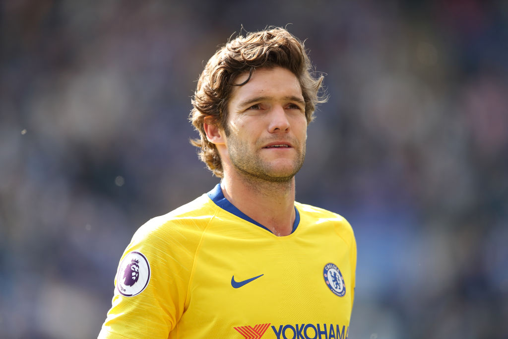 Real Madrid are targeting Marcos Alonso