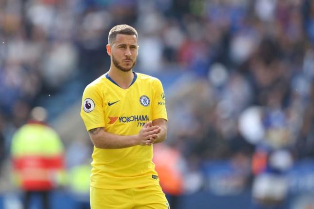 Eden Hazard's contract expires next summer