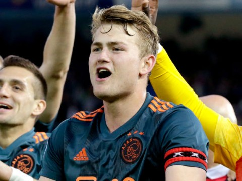 Matthijs de Ligt would 'absolutely fit in' at Manchester United, says Jaap Stam