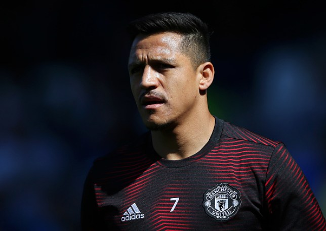Manchester United chiefs are ready to sell Alexis Sanchez