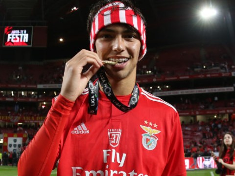 Manchester United open talks for £89million transfer of Joao Felix