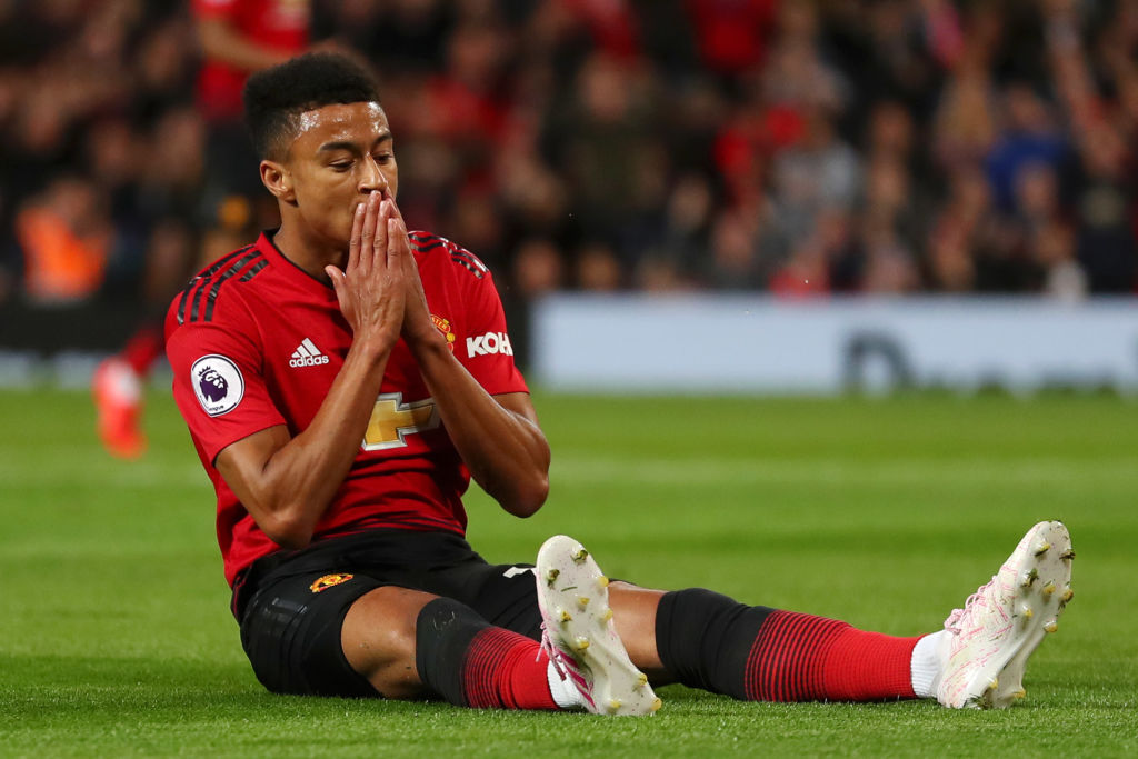 Jesse Lingard apologises to Manchester United fans and issues rallying cry after 'tough' season