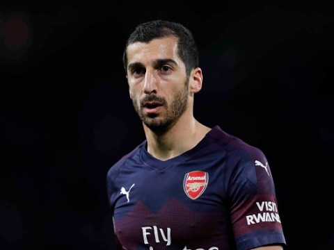 UEFA hit back at Arsenal over decision to leave Henrikh Mkhitaryan out of their Europa League final squad