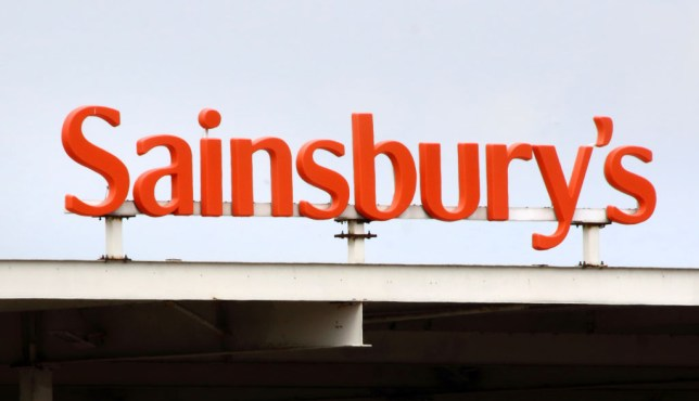 The front of a Sainsbury's supermarket