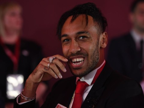 Pierre-Emerick Aubameyang admits he'd rather face Frankfurt than Chelsea in Europa League final