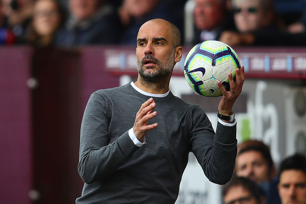 Manchester City manager Pep Guardiola rates Liverpool's Champions League performance against Barcelona