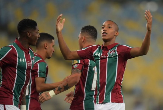 Joao Pedro has attracted the attention of Liverpool and Manchester United