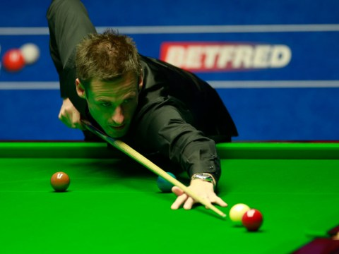 David Gilbert has Crucible crowd on edge in cracking 147 break attempt