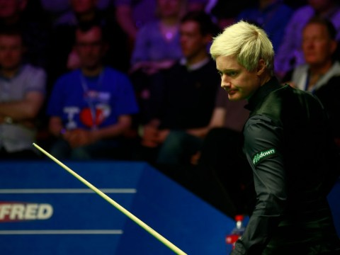Neil Robertson and John Higgins slam playing conditions after World Championship quarter-final