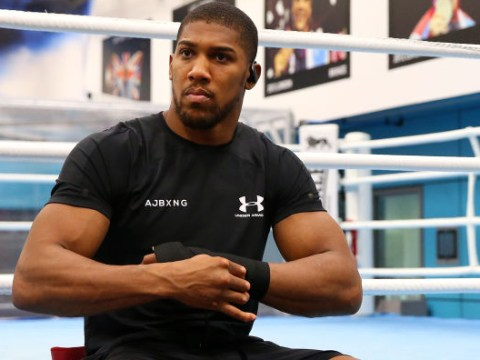 Anthony Joshua vows to batter Andy Ruiz Jr if he continues trash talk