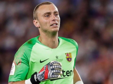 Manchester United in talks to sign Jasper Cillessen in summer transfer