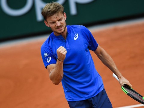 David Goffin reveals plan to upstage 'king' Rafael Nadal at the French Open