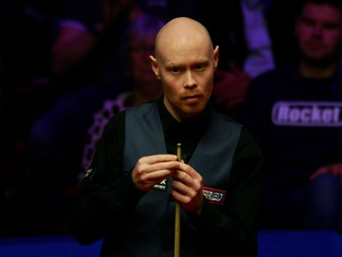 Gary Wilson slams Crucible table and suggests rule change after Snooker World Championship exit