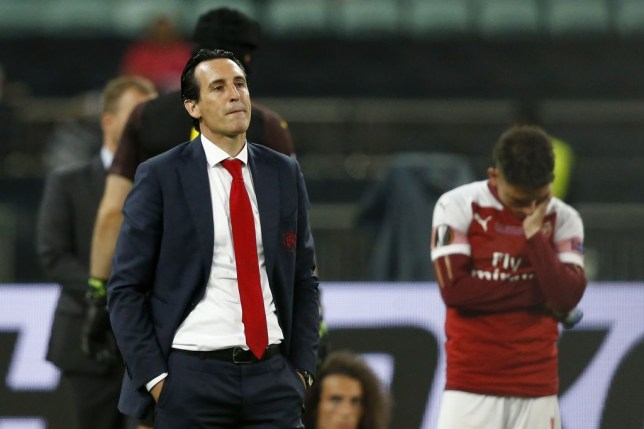 Unai Emery is hopeful Arsenal can land their top targets