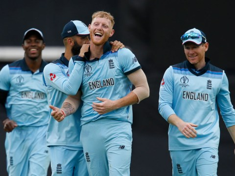 Ben Stokes speaks out after taking 'one of the greatest catches of all time' in Cricket World Cup