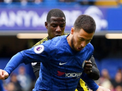 Eden Hazard overtakes Jadon Sancho in Europe's assist charts during Chelsea's win against Watford