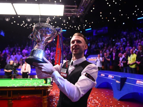 John Higigns says there's never been a player like Judd Trump after Snooker World Championship demolition