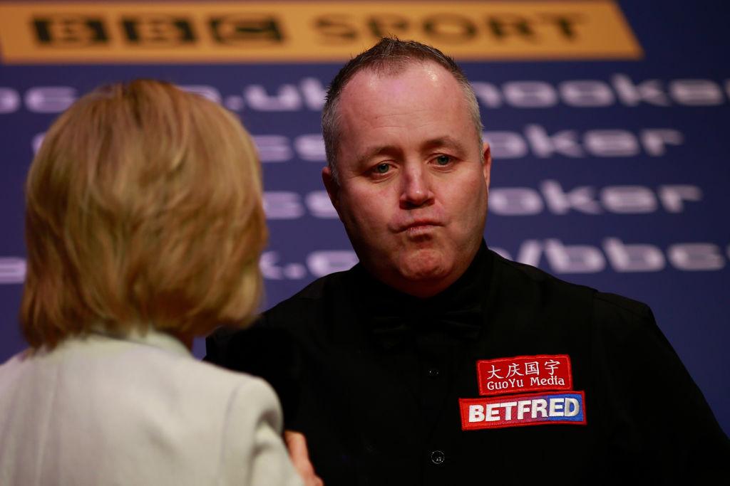 John Higgins makes bleak career prediction after Snooker World Championship thrashing from Judd Trump