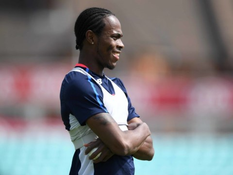 Joe Root and Adil Rashid rave about England World Cup hopeful Jofra Archer