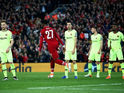 Barcelona dressing room like a 'funeral' after shocking defeat to Liverpool