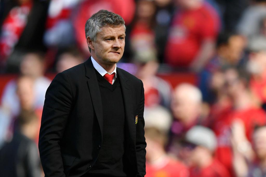 United have endured a poor run of form under Ole Gunnar Solskjaer