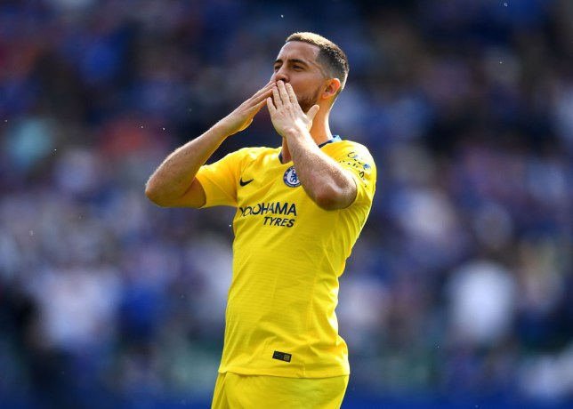 Chelsea star Eden Hazard is reportedly set to join Real Madrid after the Europa League final