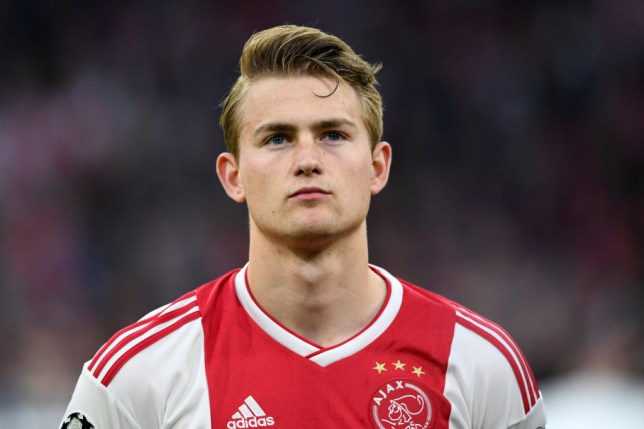 Matthijs de Ligt is on the verge of completing a move to Juventus