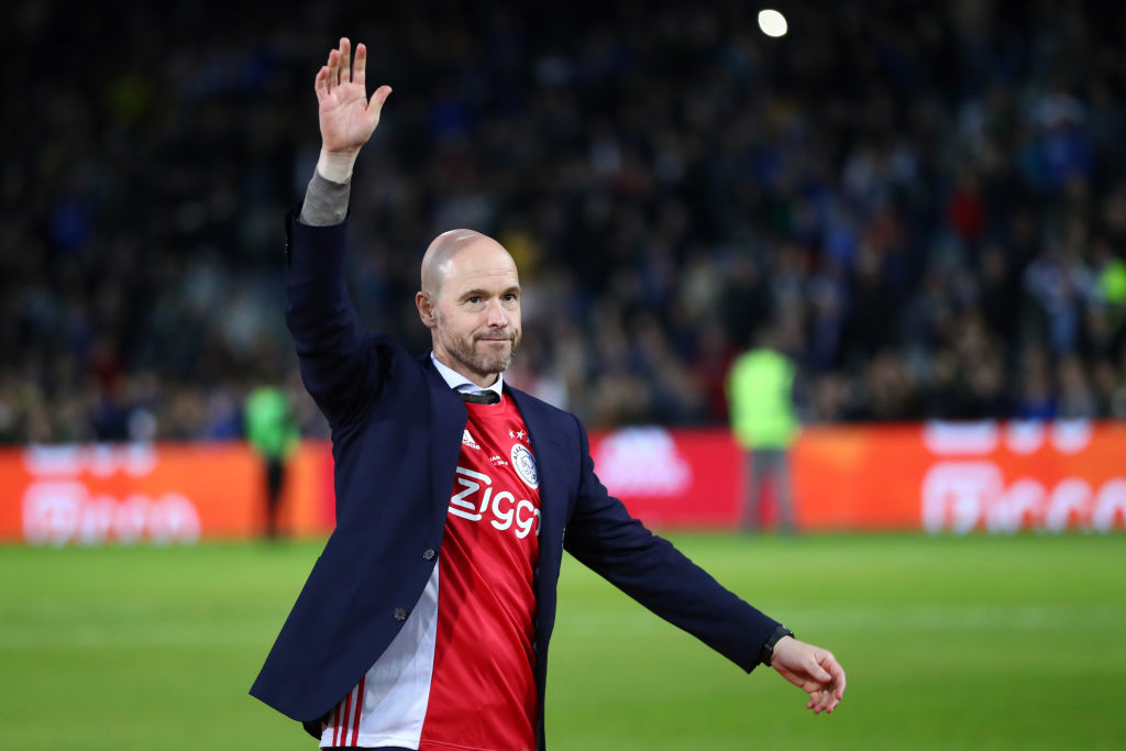 Image result for erik ten hag