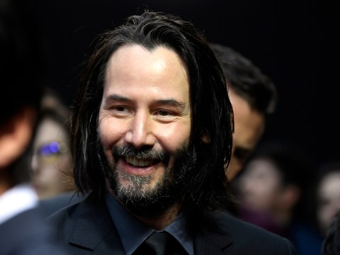 Keanu Reeves buying ice cream just to sign the receipt for fans is the most Keanu Reeves thing ever