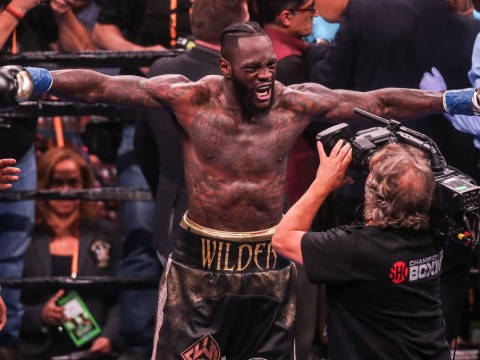 Deontay Wilder vs Anthony Joshua will not be the next Lennox Lewis vs Riddick Bowe, claims Bronze Bomber