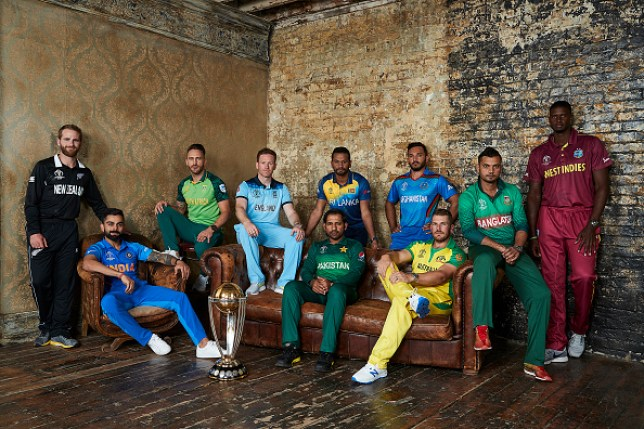 The ten best ODI teams in the world will battle it out for the Cricket World Cup