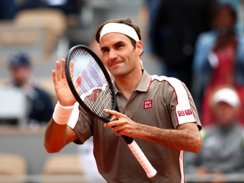 Roger Federer enjoying life as an 'outsider' as he begins unlikely French Open quest