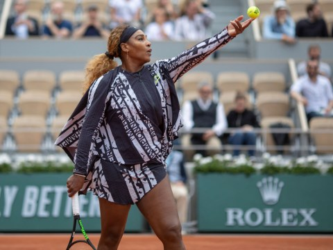 Serena Williams' perfect response to living up to standards of being a 'goddess'