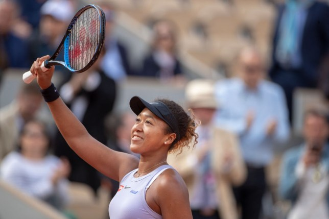Naomi Osaka: French Open scare most nervous I've been in my entire life on court