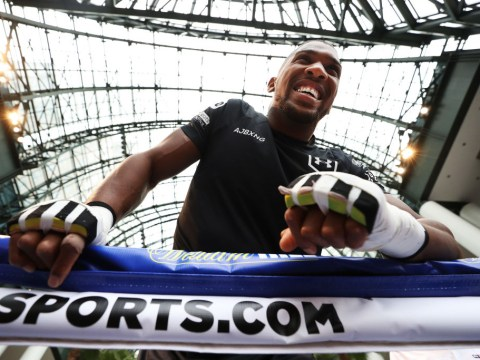 Anthony Joshua to fight Oleksandr Usyk or Kubrat Pulev in November, says Eddie Hearn