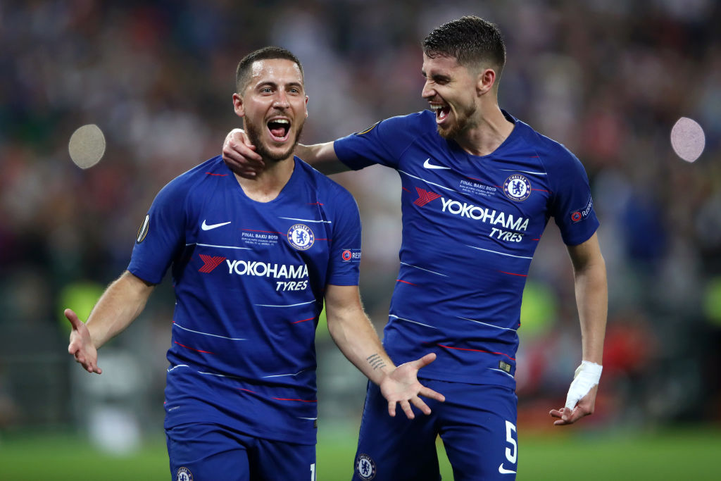 Chelsea team news for europa league final